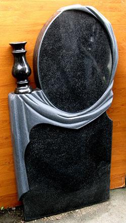 фото Сложная резная работа: Зеркало, ткань и Ваза.