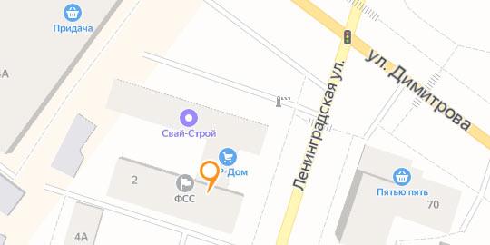 филиал мастерской памятников Акрополь по адресу Ленинградская д.2